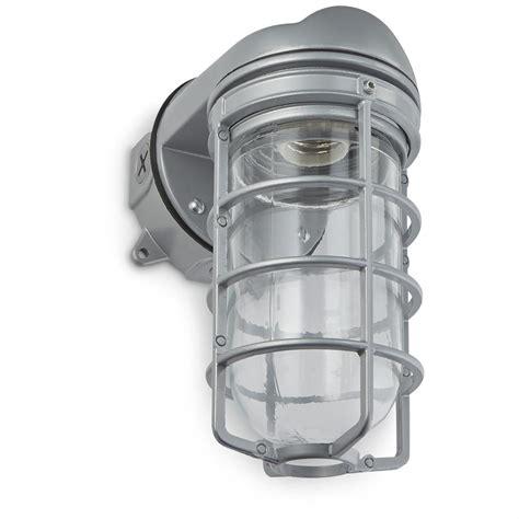 vapor proof 100w wall mount light fixture 1 2 quot hub