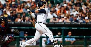 Tigers Notes: Victor Martinez back in lineup Friday | FOX ...