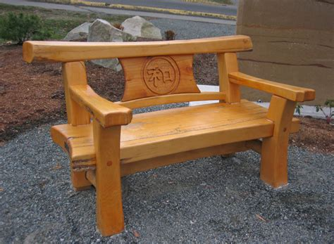 japanese benches outdoor pictures to pin on