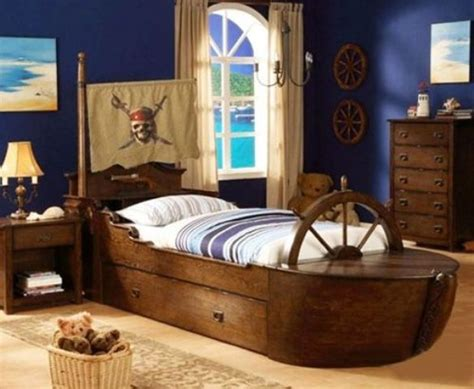 deco pirate chambre 26 really unique beds for eye catchy rooms