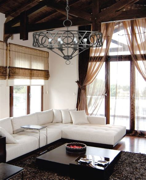 transitional lighting gallery transitional living room