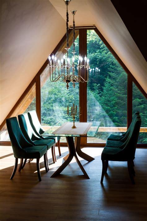 Acasă mobilă pentru bucătărie masă pentru bucătărie extensibilă. Anna Charisma Chalet - Yozi.ro