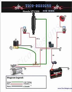 Wiring Diagram For Harley Air Ride
