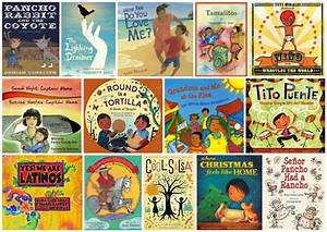 Round-up of Latino children's literature top book lists ...