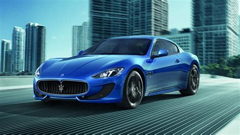 2018 Maserati Granturismo On Schedule; Grancabrio To Be
