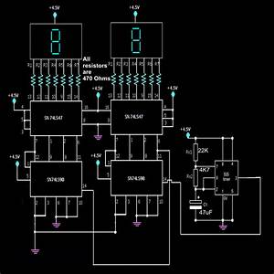 How To Make A Simple Frequency Counter Circuit