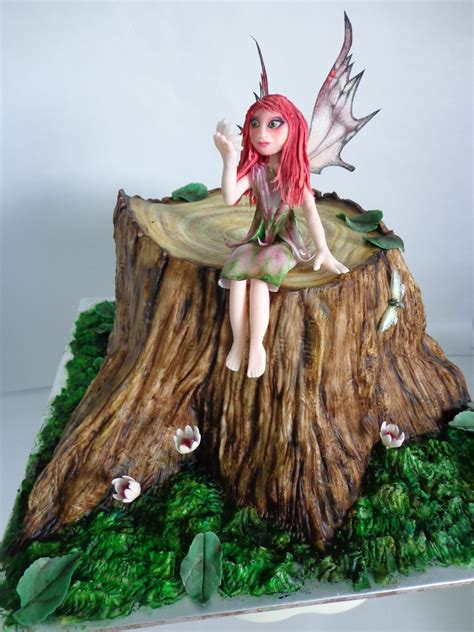 Woodland Fairy Cake Cakecentralcom