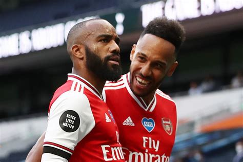 Alexandre Lacazette insists Arsenal future is not linked ...