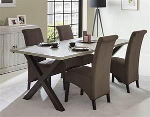Table à Manger Contemporaine : javascript est d sactiv dans votre navigateur ~ Teatrodelosmanantiales.com Idées de Décoration