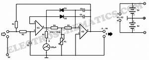 Electronic Nerve Stimulator Circuit