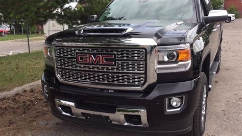 gmc sierra  denali gmc cars review release