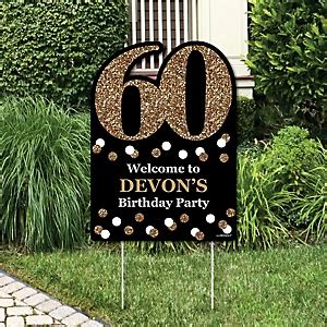 adult  birthday gold birthday party theme