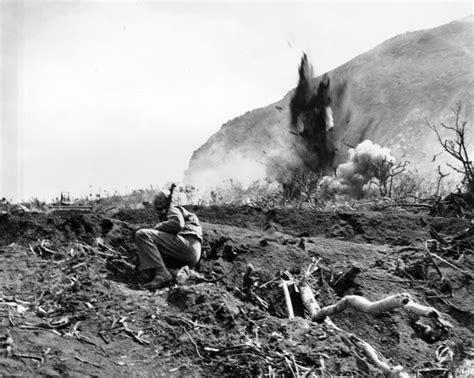 Photos Of Marines At Battle Of Iwo Jima Pacific Ww2