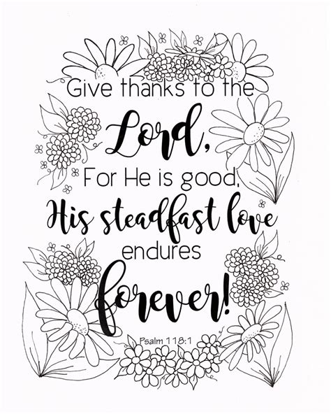 christian coloring page bible verse coloring