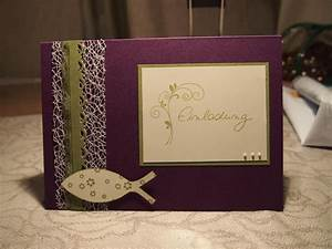 Einladung Selber Machen : einladungskarten konfirmation basteln einladungskarten fur konfirmation selber basteln ~ Orissabook.com Haus und Dekorationen