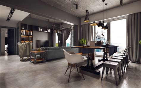 Industrial Style Dining Room Design The Essential Guide industrial style dining room design the essential guide