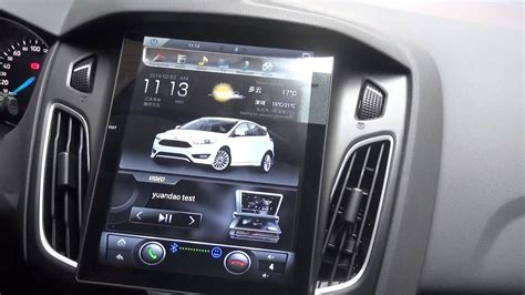 ford focus   obzor magnitoly  android