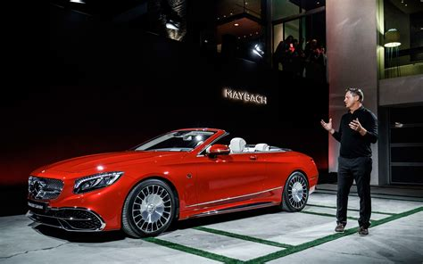 Buy your mercedes benz maybach used safely with reezocar and find the best price thanks to our millions of ads. 2017 Mercedes-Maybach S 650 Cabriolet | Serious Wheels