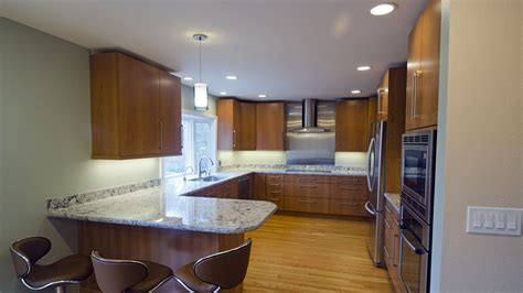 installing a kitchen island how to improve your home with led lighting tested
