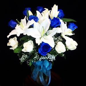 Sapphire Love Blue Roses in Moreno Valley, CA | Garden of ...