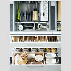 1000+ Ideas About Ikea Kitchen Organization On Pinterest