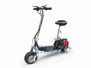 49cc Gas Motor Scooter Instruction Style C