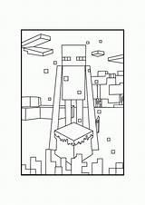 Minecraft Coloring Enderman Desenhos Boys Colorir Imprimir Drawing Kleurplaat Uitprinten Dessin Disegni Ausmalbilder Colorier Kostenlose Printable Colorare Kleurplatenl Zum Herobrine sketch template