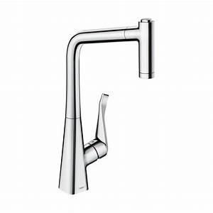 Hansgrohe Metris Select : hansgrohe metris select 320 kitchen tap sinks ~ Eleganceandgraceweddings.com Haus und Dekorationen