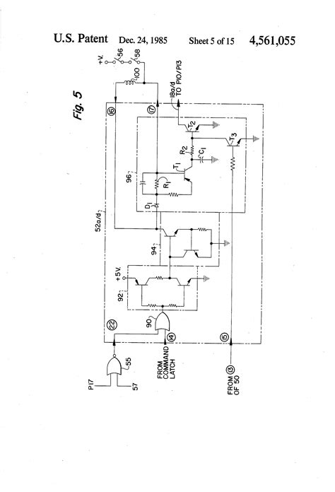 Deere Amt 600 Wiring Diagram by Patent Us4561055 Transmission Controller Patents