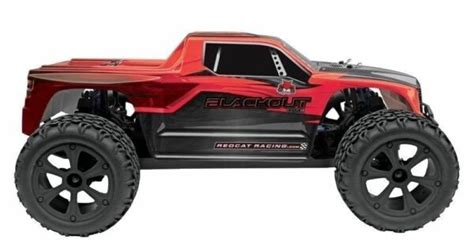 redcat racing blackout xte  scale  electric monster