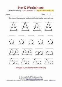 Preschool worksheet printables tracing letters a to z for Traceable letters for pre k