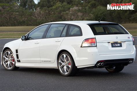Fast Family Wagons From Holden And Hsv