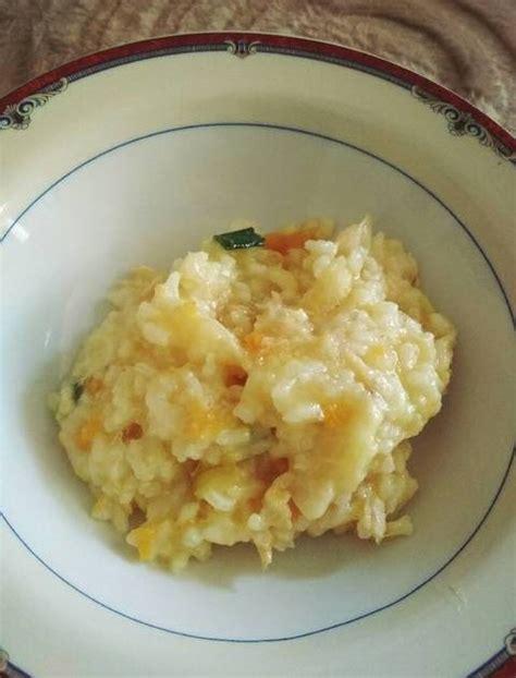 Apakah masih ragu resep mpasi terbaik untuknya? Resep Rahasia Baby Risotto atau nasi soto (MPASI 8m+)