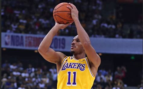 LA Lakers' Avery Bradley Forgoes Championship Games to ...