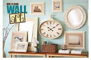 How to hang wall art tips arrange decor pier