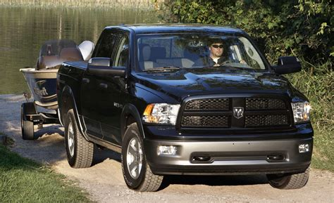 Ram Truck Launches Outdoorsman Model For 1500, 2500 Hd