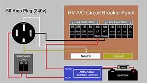 50 Amp Plug Wiring Diagram