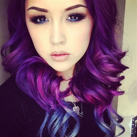 awesome hair colors cheveux amusants awesome hair couleur couleurs