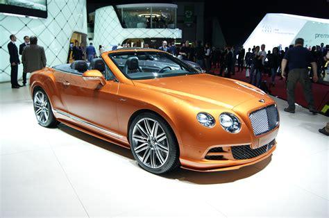 2018 Bentley Continental Gt Speed Speed Front Three