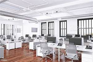 Interior, Of, A, Modern, Office, Space, Stock, Photo, -, Download, Image, Now