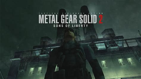 Metal Gear Solid 2 Sons Of Liberty Take Down The Dead
