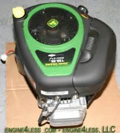 Briggs and Stratton 19 HP Engine