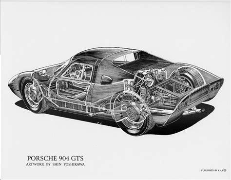porsche  gts group gt  racing cars