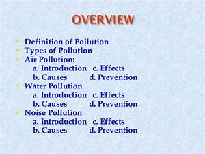 Pollution ppt-