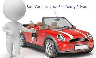 To help you find the best insurance policy for your needs, we looked into which. Best Car Insurance For Young Drivers - MyCheckWeb.Com