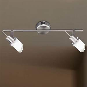 Decken Led Spots : led decken wand leuchte spots strahler lampe spot b ro wohn ess zimmer wofi ebay ~ One.caynefoto.club Haus und Dekorationen