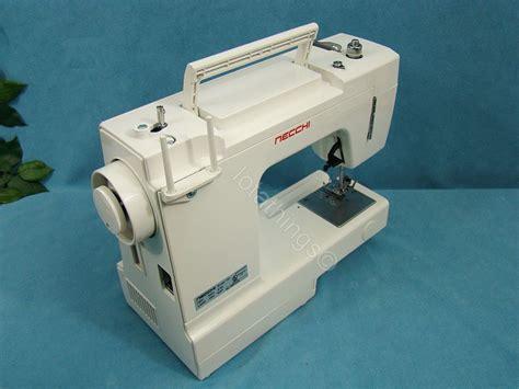 Boat Canvas Sewing Machine by Heavy Duty Necchi Sewing Machine Sew Marine Vinyl Boat