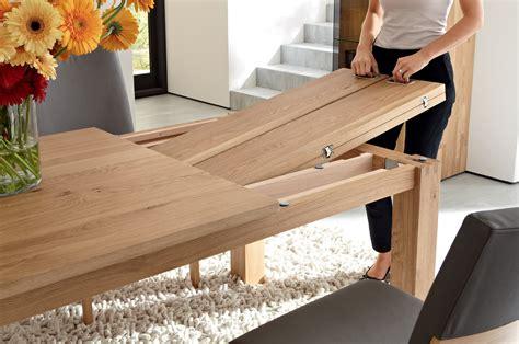 table de cuisine ronde avec rallonge marvelous table extensible bois massif 2017 avec console transformable en table a manger images
