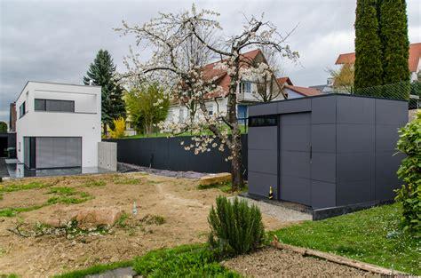 Gartenhaus Design Flachdach by Gartenhaus Flachdach Modern Und Zeitlos Focus De