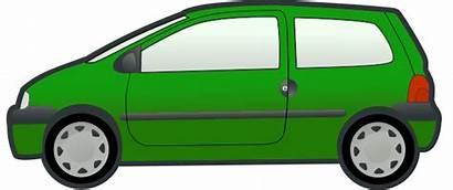 Clip Clipart Cars Hatchback Transportation Cartoon Clipartix